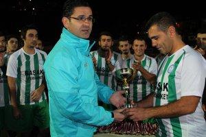 KAS-DER Kupasını Muharrem Kaşıtoğlu verdi…