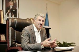 Beykoz Belediyesi'nin teknik adamı Mahmut Gülbasar