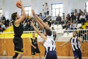 Beykoz baskette ilk 4 için umutlandı