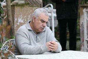 Halil Ergün, Beykoz'daki evinde büyük korku yaşadı