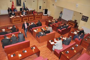 Beykoz Belediye Meclisi Mart ayı oturumları başladı