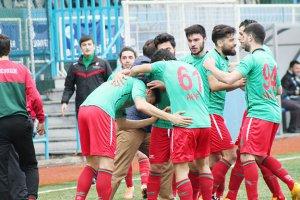 Paşabahçespor, Alibeyköy'e kilitlendi