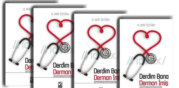 Dost Beykoz Yazarı Öztürk'ün beklenen kitabı çıktı