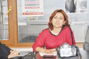CHP Beykoz Kadın Kolları Başkanı Ayşe Yıldırım istifa etti.