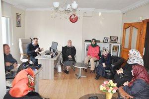 Milli ittifaktan Dost Beykoz'a ziyaret