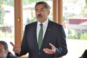 Hataylı Hüseyin Yayman, AK Partiyi merkeze taşıyor