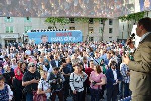 AK Parti Beykoz İlçe Başkanlığı son viraja girdi.