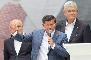 Beykoz'da son vuruşu Başbakan Davutoğlu yaptı