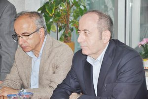 Hamzaçebi: 'Beykoz'un sorunları bir Hükümet meselesidir!'