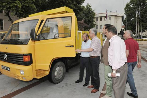 Beykoz'dan Tirebolu ve Posof'a araç