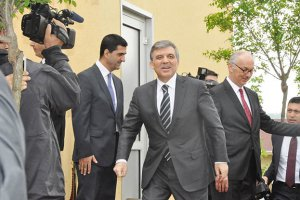Beykoz'un Abdullah Gül gururu büyüyor
