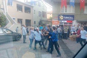 Beykoz'da iftar sofrasına büyük saygısızlık