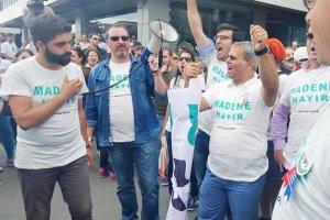 Beykoz'dan  Artvin'e eylem desteği