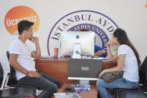 Beykoz'un öğrencileri için tercih danışma merkezi