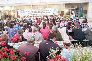Beykoz Müftülüğü Bulgaristan'da iftar yemeği verdi