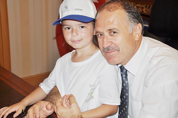 Beykoz'un yüzü Ahmet Bey'le gülecek