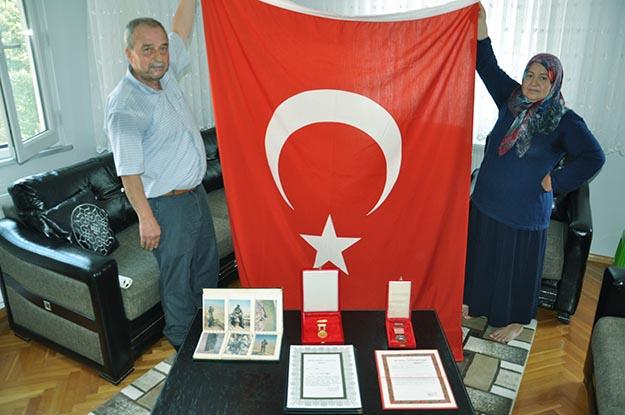 21 yıllık şehit babası Dost Beykoz'a konuştu…