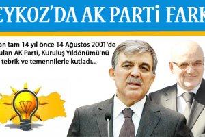 Beykoz siyasetinde AK Parti farkı...