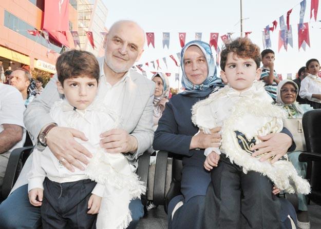 Beykoz'da 514 çocuk sünnet heyecanı yaşadı