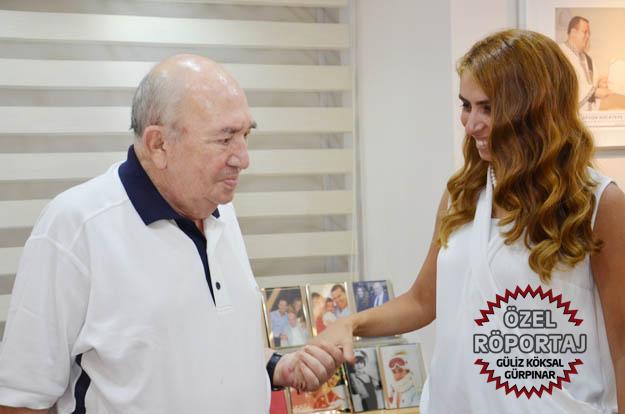 Seksen yıllık sinema devi: 'Beykozlu Türker İnanoğlu'
