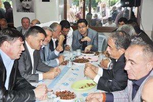 Kastamonulular Beykoz'da kestane şenliği yaptı