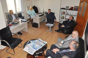 SP'nin Beykozlu adaylarından Dost Beykoz'a ziyaret