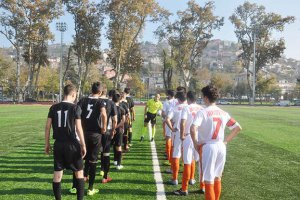 Ortaçeşme U17 fırsatı tepti: 0-2