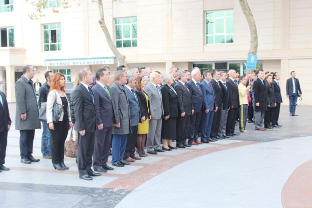 Beykoz'da Öğretmenler Günü kutlamaları
