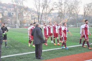 Ortaçeşme Altınova'yı gole boğdu