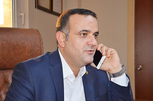 Mahir Taştan: 'Beykoz'da temiz bir sayfa açıyoruz'
