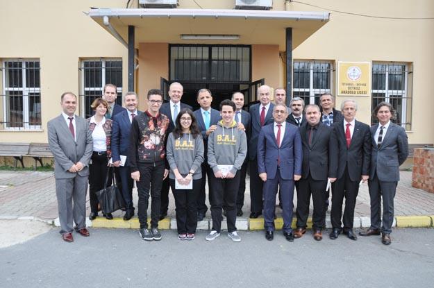 Beykoz'da 'Zilbal' Projesi'ne ilgi büyük