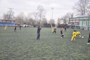 Atatürk Ortaokulu tek golle