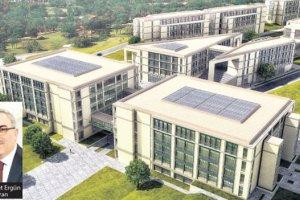 Türk-Alman Üniversitesi'ni Beykoz'da TOKİ inşa edecek