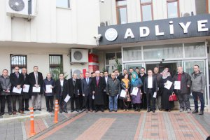 AK Parti Beykoz'dan suç duyurusu