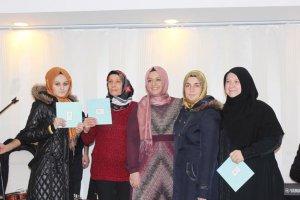 Beykoz'un muhacirlerine AK Kadınlardan destek