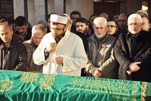 Eski İlçe Başkanı Burhan Öz'ün annesi vefat etti