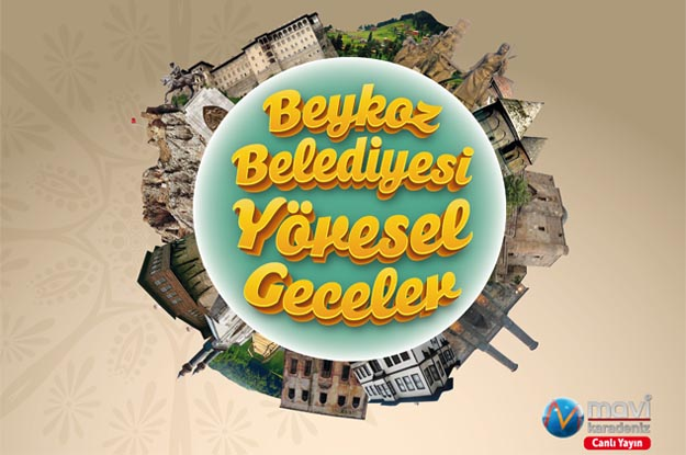 Beykoz'da Yöresel Geceler 4 Haziran'a kadar sürecek