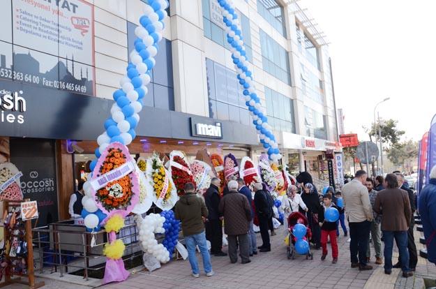 Mavi jeans Kavacık'ta mağaza açtı