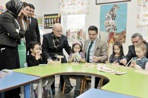 Beykoz'da okul öncesi eğitime belediyeden destek