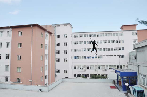 Beykoz Devlet Hastanesi'nde hasta intihar etti
