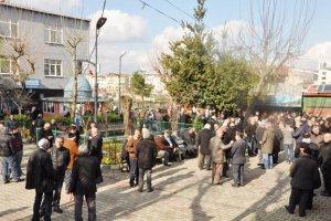 Beykozlu Murat Muhtarın acı günü
