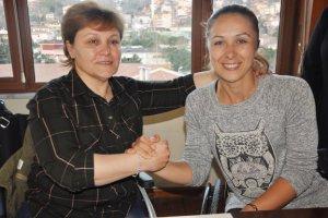 Beykozlu Ebru Bulgurcu çok mutlu oldu