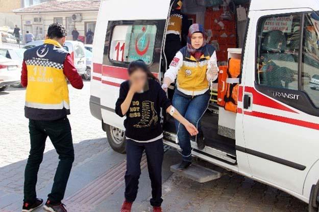 Beykoz'da 3 öğrenci fare zehri içerek intihara kalkıştı