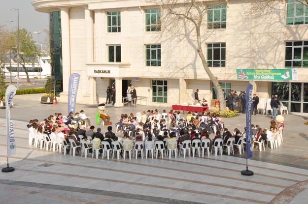 Beykoz'daki çocukların kitap sevgisi artıyor