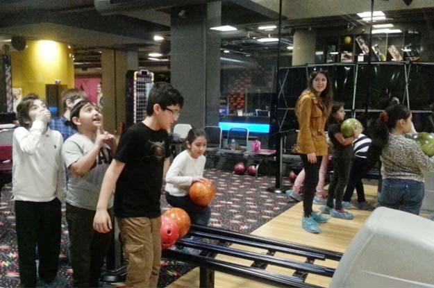 Beykoz'un çocukları Acarloft'ta eğlendi...