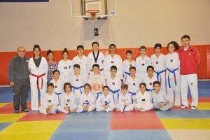 Beykoz'da yıldızı parlayan spor