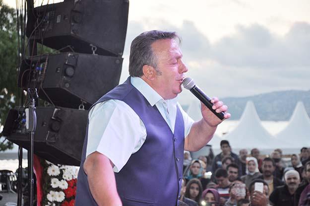 İsmail Türüt Beykoz'da tozdan bulut yarattı