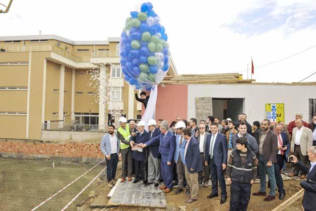 Beykoz Elmalı Mahallesi'ne yeni okul