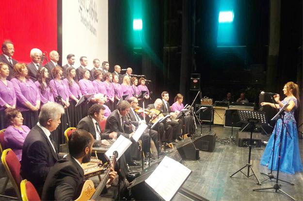 Sanat ve Halk müzikleri Beykoz'da kucaklaştı