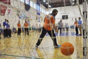 Beykoz'da Hentbol Şenliği yapıldı